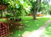 Lote con casa y piscina en la garita, 795.75m2, zona segura y fácil acceso.