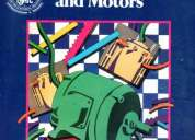 Libro: transformers and motors, george patrick shultz, isbn 0-7506-9948-5