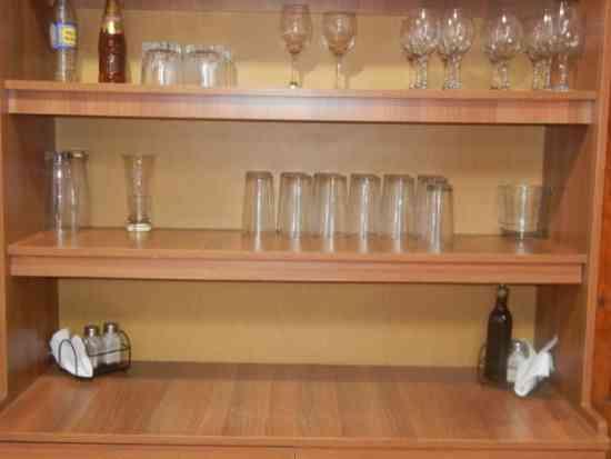 Fotos de mueble melamina trastero amplio color madera - Muebles para trasteros ...