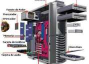 mantenimiento y soprte tecnico