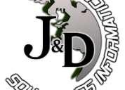 mantenimiento, reparacion, cableado estructurado, outsourcing j&d